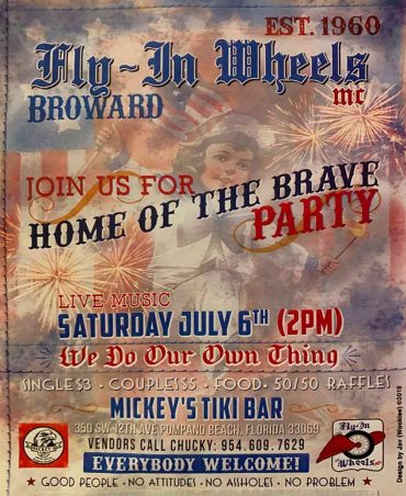 Home Of The Brave Party
