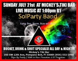 Sol Party At Mickey's